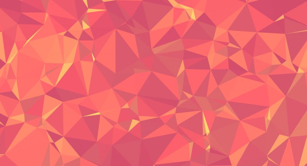 pink and orange color design